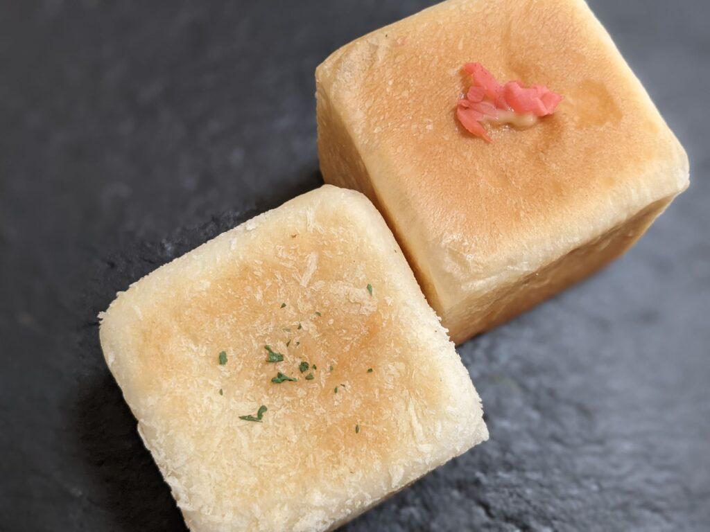 コアラのあくびのパン