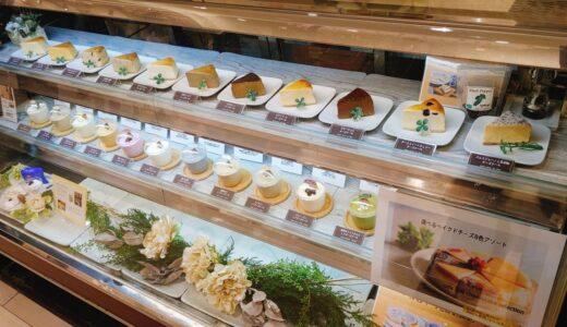 (春日井清水屋)チーズケーキ専門店百時(ももとき)のメニューは?駐車場は?