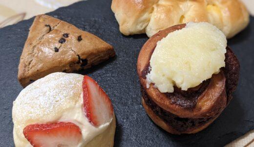 PICASSO(ピカソ)烏森本店にマリトッツォ風メロンパンケーキが登場