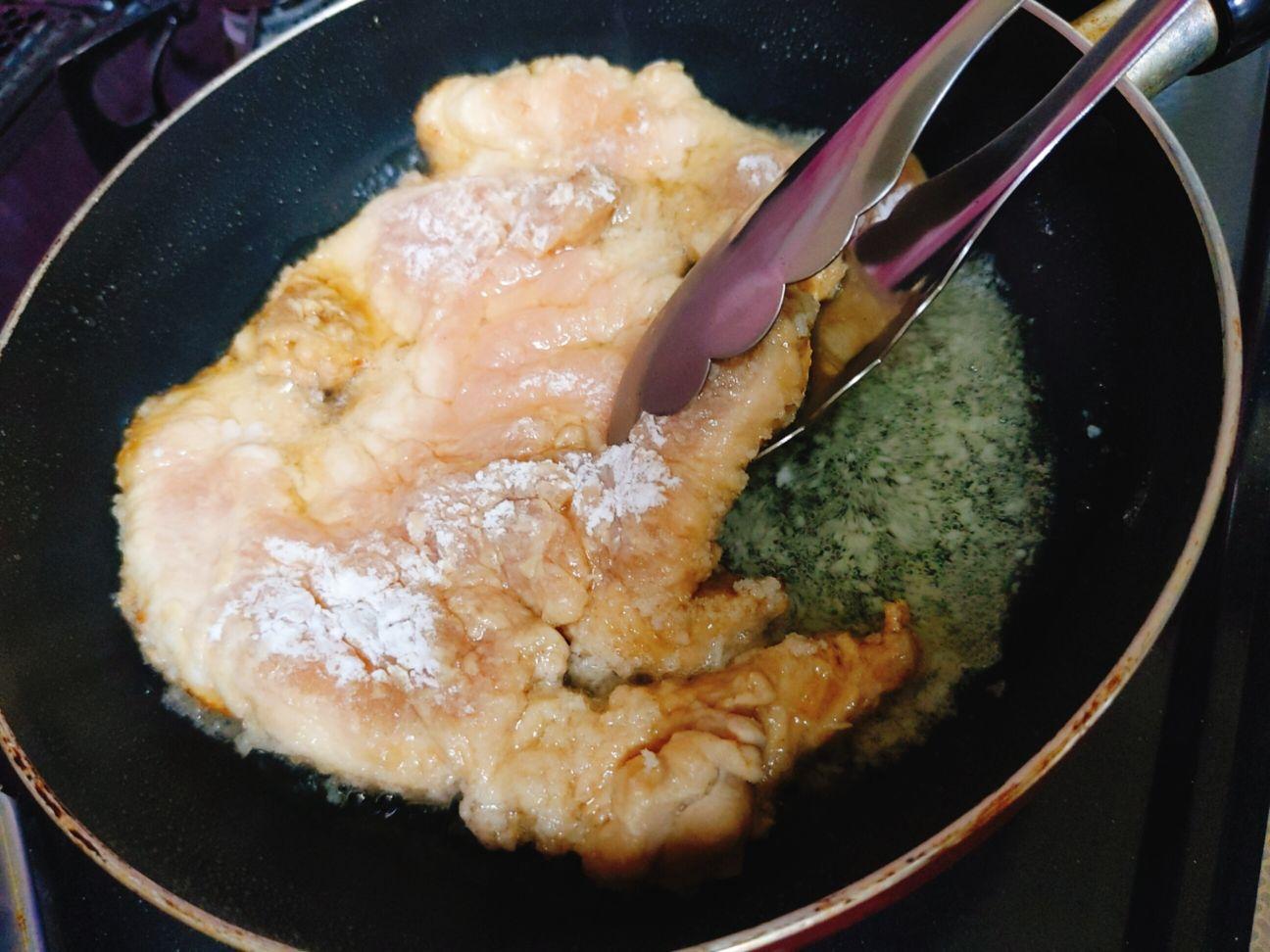 大鶏排レシピ
