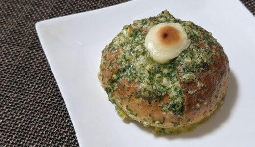 韓国で人気の「マヌルパン」の作り方。簡単レシピ。