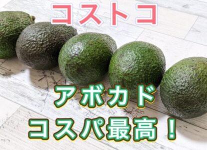 【果物のプロ絶賛】コストコの「アボカド」はマストバイ!食べ頃、保存、切り方まで解説
