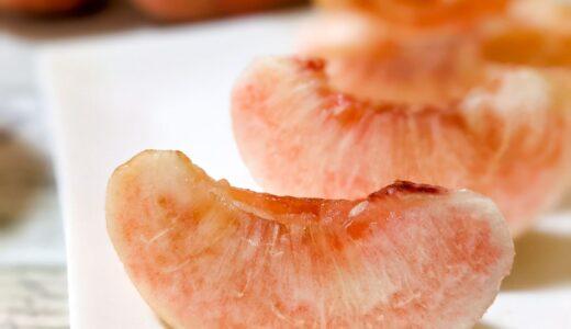 桃「あかつき」の時期は?おいしい?保存の仕方、切り方、食べ方まで徹底解説