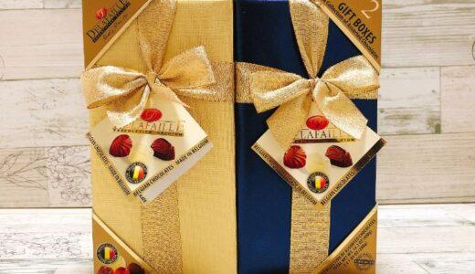 コストコ 【デラファーレ ギフトボックス チョコ】は手土産・バレンタイン・お返しにオススメ!